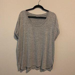 Gap Womens Grey shirt size XL H4